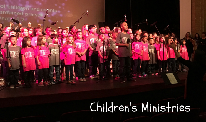 Kids' Ministries