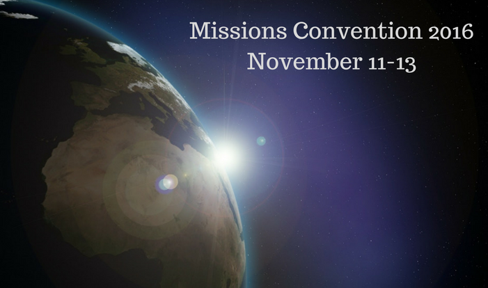 Missions Convention