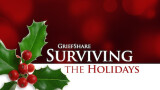 Grief Share Holiday Seminar this Sunday