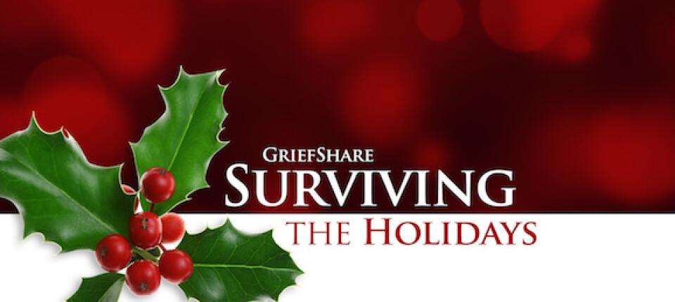 Grief Share Holiday Seminar
