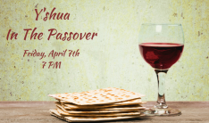 Y'shua In The Passover