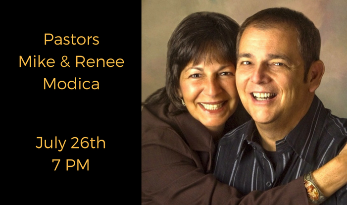 Pastors Mike & Renee Modica