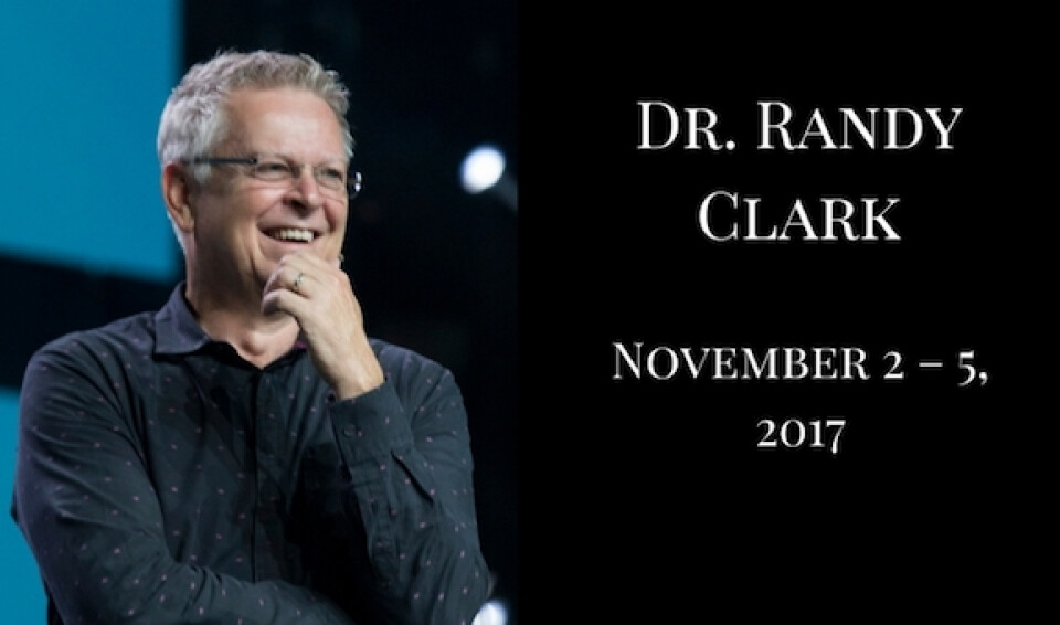 Empowered Conference with Dr. Randy Clark