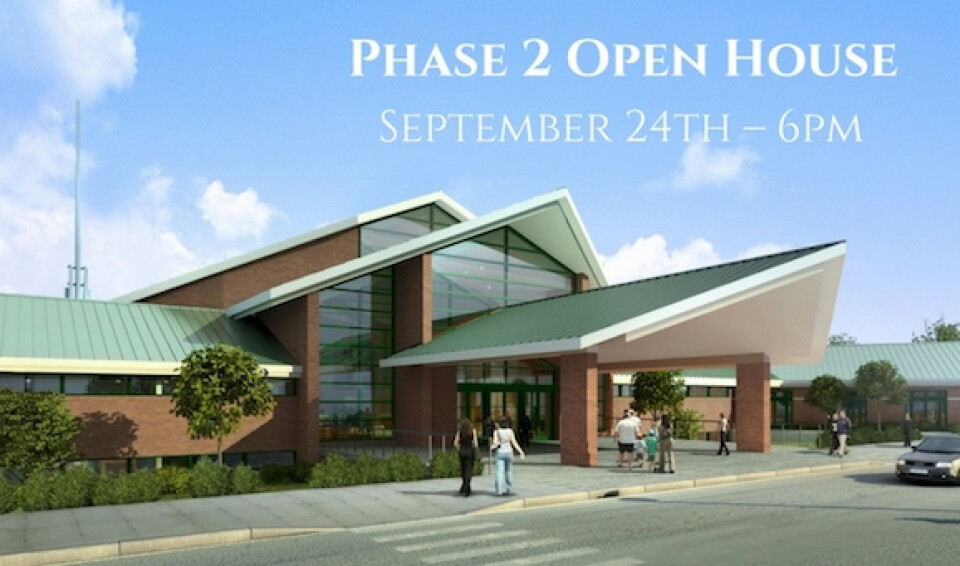 Phase 2 Open House