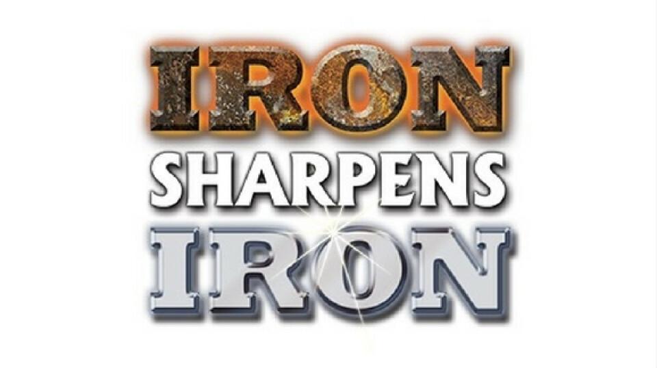 Iron Sharpens Iron Men