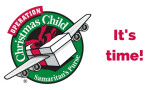 Operation Christmas Child returns!