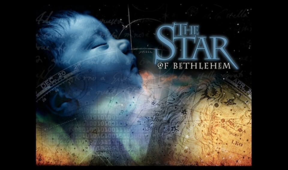 The Star Of Bethlehem: A Special Christmas Presentation