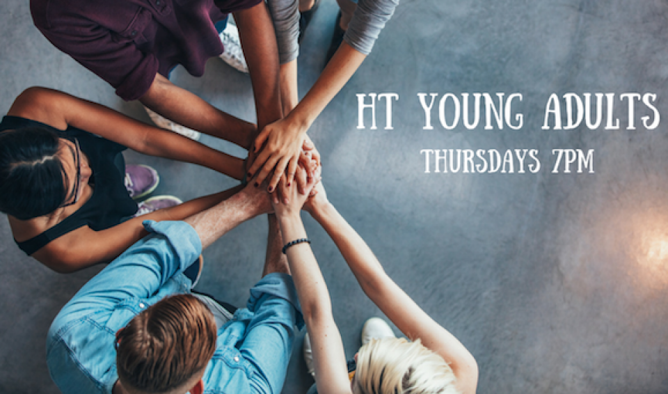 HT Young Adults (meets off-campus)