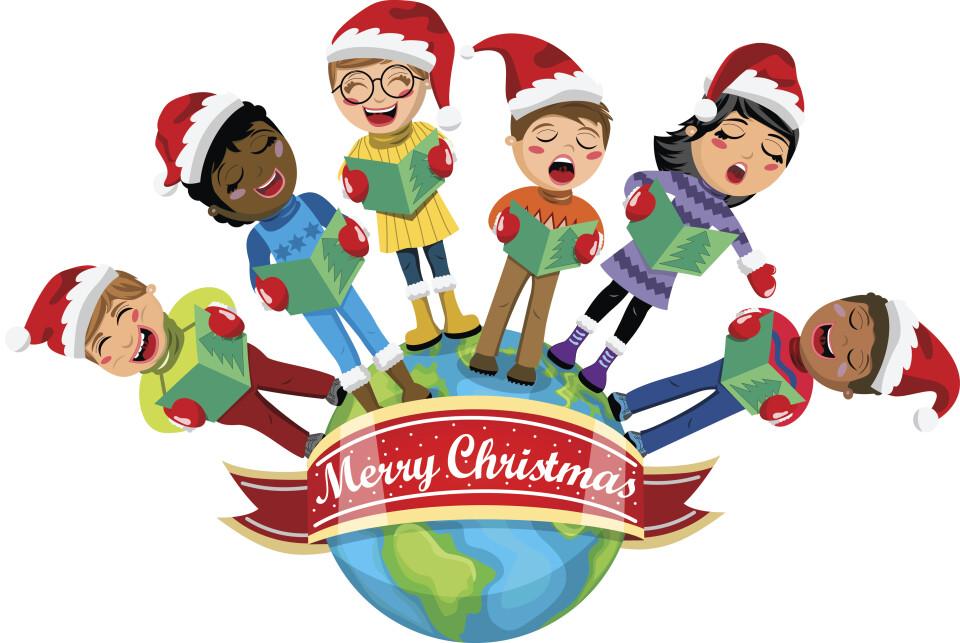 Christmas Choir.Children S Christmas Choir Harvest Time Church