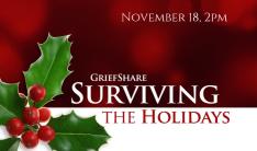 GriefShare Holiday Seminar