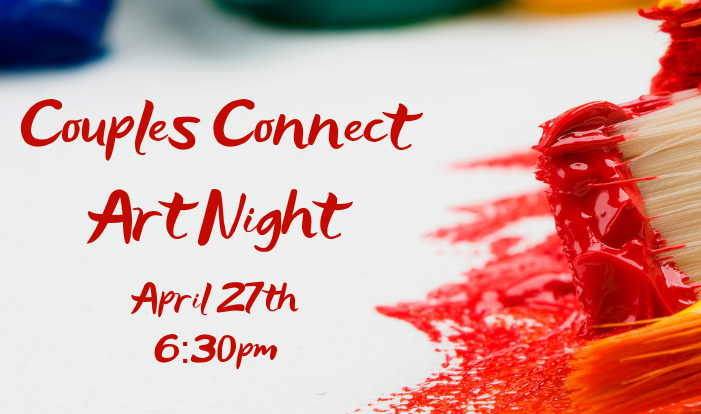 Couples Connect Art NIght
