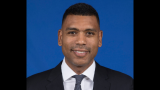 Allan Houston at Harvest Time, June 2nd