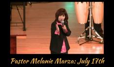 Pastor Melanie - 7/17