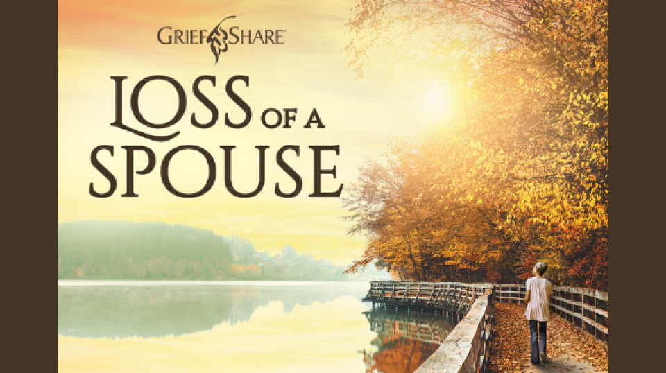 GriefShare Loss Of Spouse Seminar
